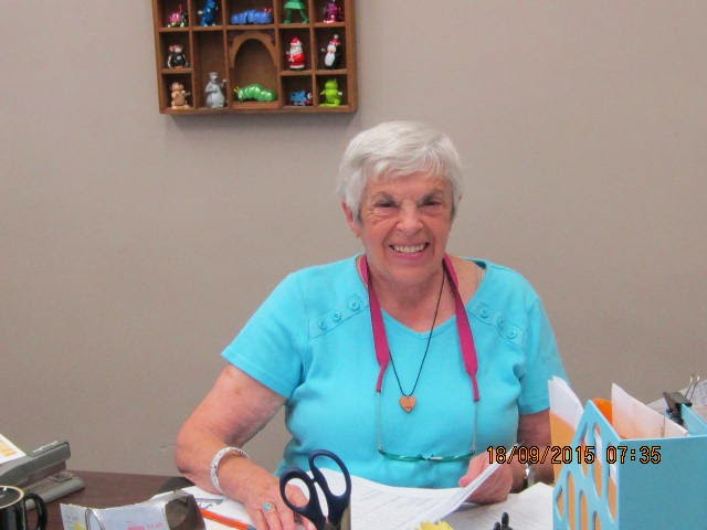 Mary Wallace - Home Meal Coordinator